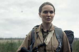 Natalie Portman In Annihilation 2018