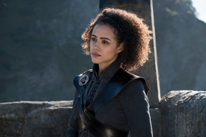Nathalie Emmanuel as Missandei GOT Season 7