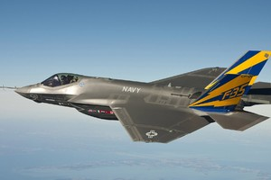 Navy F35 Wallpaper
