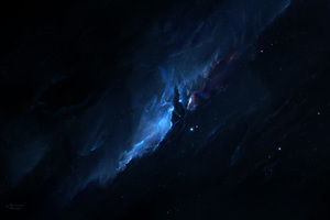 Nebula Spacescapes 5k Wallpaper