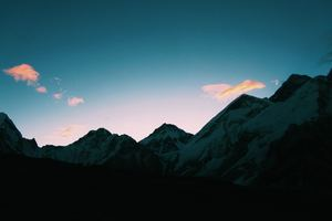 Nepal Mountains 4k Wallpaper