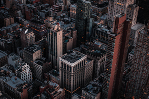 New York Empire Street Building 4k Wallpaper