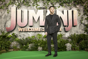 Nick Jonas Jumanji Welcome To The Jungle Movie UK Premiere Wallpaper