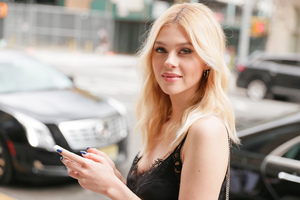 Nicola Peltz Cute Wallpaper