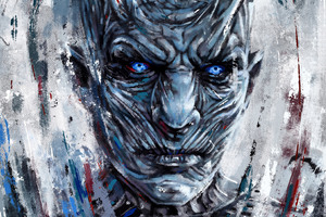 Night King Artwork Wallpaper