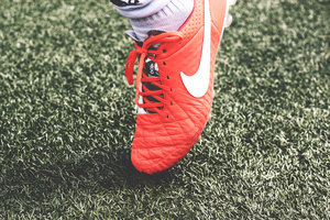 Nike Shoes Ground Football Wallpaper