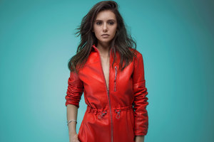 Nina Dobrev Hd 4k New