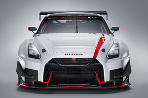 Nismo Nissan GT R GT3 2018 Front