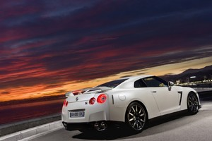 Nissan GTR Full HD