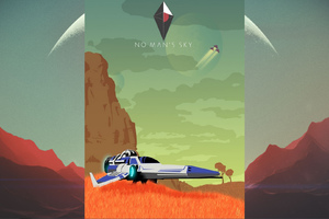 No Mans Sky Hd Game