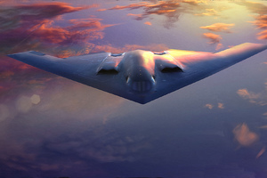 Northrop Grumman B 2 Spirit Wallpaper
