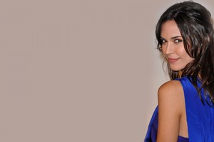 Odette Annable Cute Wallpaper