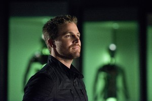 Oliver Queen Arrow Season 6 2017 4k