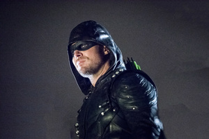Oliver Queen As Arrow Season 6 2018 Wallpaper