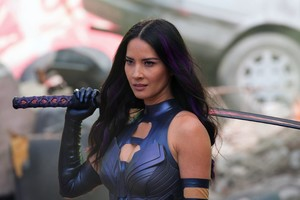 Olivia Munn in X Men Apocalypse Wallpaper