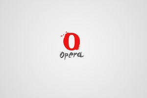 Opera Browser Art