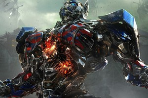 Optimus Prime Transformers Age Of Extinction Wallpaper