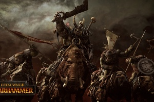 Orcs Total War Warhammer