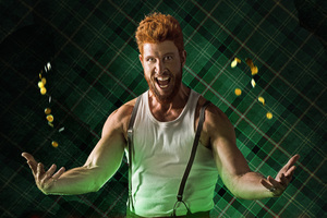 Pablo Schreiber As Mad Sweeney In American Gods 4k
