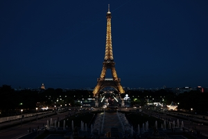 Paris France Eiffel Tower Wallpaper