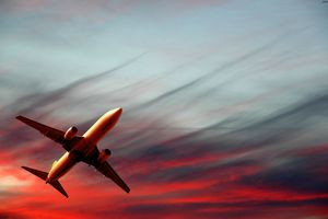 Passenger Plane 5k Wallpaper