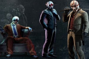 Payday 2 Artwork 2 Wallpaper
