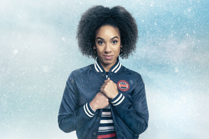 Pearl Mackie As Bill In Doctor Who Tv Series 4k Wallpaper