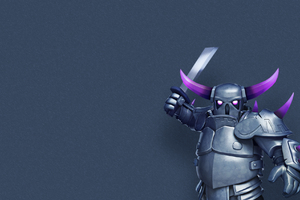 Pekka Clash Of Clans Wallpaper