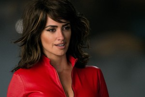 Penelope Cruz Sexy In Zoolander Movie