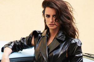 Penelope Cruz The Edit 5k Wallpaper