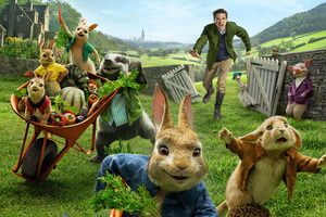 Peter Rabbit Wallpaper