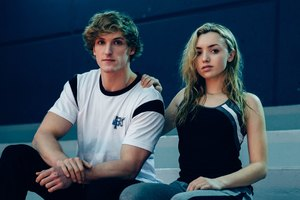 Peyton List And Logan Paul