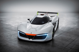 Pininfarina H2 Concept Car Wallpaper