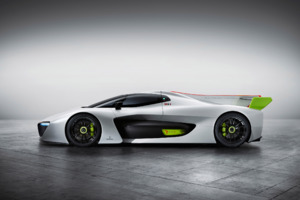 Pininfarina H2 Speed Concept Car