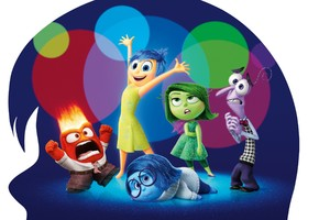 Pixars Inside Out 2015