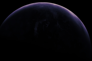 Planet Curve 4k Wallpaper