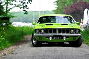 Plymouth Barracuda Wallpaper