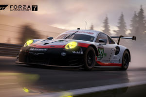 Porsche 911 Forza Motorsport 7 4k Wallpaper