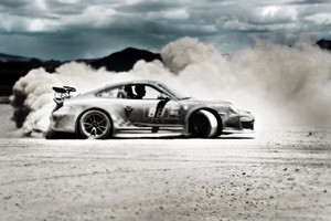 Porsche 911 GT3 Drift Wallpaper