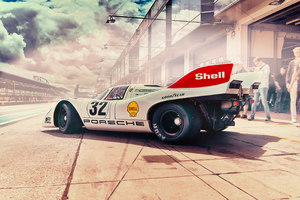 Porsche 917K Photography Wallpaper