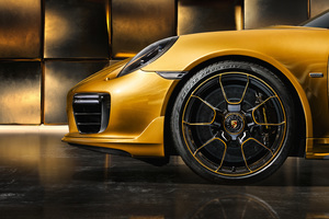 Porsche Exclusive Series Porsche 911 Turbo