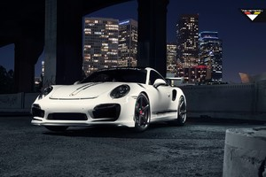 Porsche Vorsteiner Edition Wallpaper