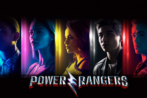 Power Rangers 2017 Movie 4k