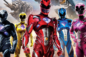 Power Rangers New Wallpaper
