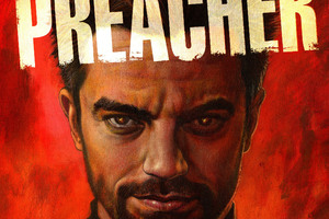 Preacher Season 4 2017 Artwork