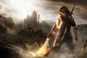 Prince Of Persia The Forgotten Sands 5k Wallpaper
