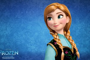 Princess Ana Frozen