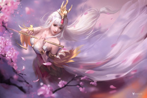 Princess Fantasy Wallpaper