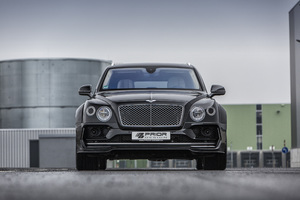 Prior Design Bentley Bentayga Front