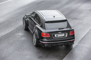 Prior Design Bentley Bentayga Rear